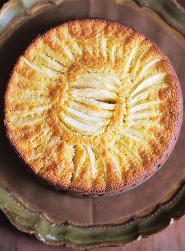 Apple Cake Recipe // Leite's Culinaria