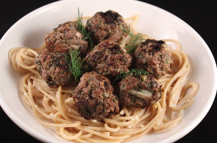 """When I first uploaded this, I was all coy and called them """"Scandinavian meatballs"""". I don't know why. Literally everyone knows that when you hear the phrase """"Scandinavian me…"""