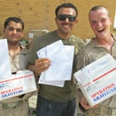 Homepage for Heroes: Make @AOL your homepage in support of a good cause and enter to win great prizes. Join the cause now!: American Heroes, Operation Gratitude, Gratitude Letters, Military Wife, Care Packaging, Military Member, Military Families, Us Military, Troops