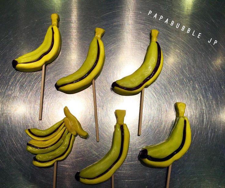 あけましておめでとうおめでとうございます!本年もキャンディで皆さんを驚かせ、幸せにしたいという想いを持って飴作りをしていきます!どうぞよろしくお願い致します。  #papabubble#candy#banana#gift#petitgift#正月#パパブブレ#キャンディ#バナナ#プレゼント