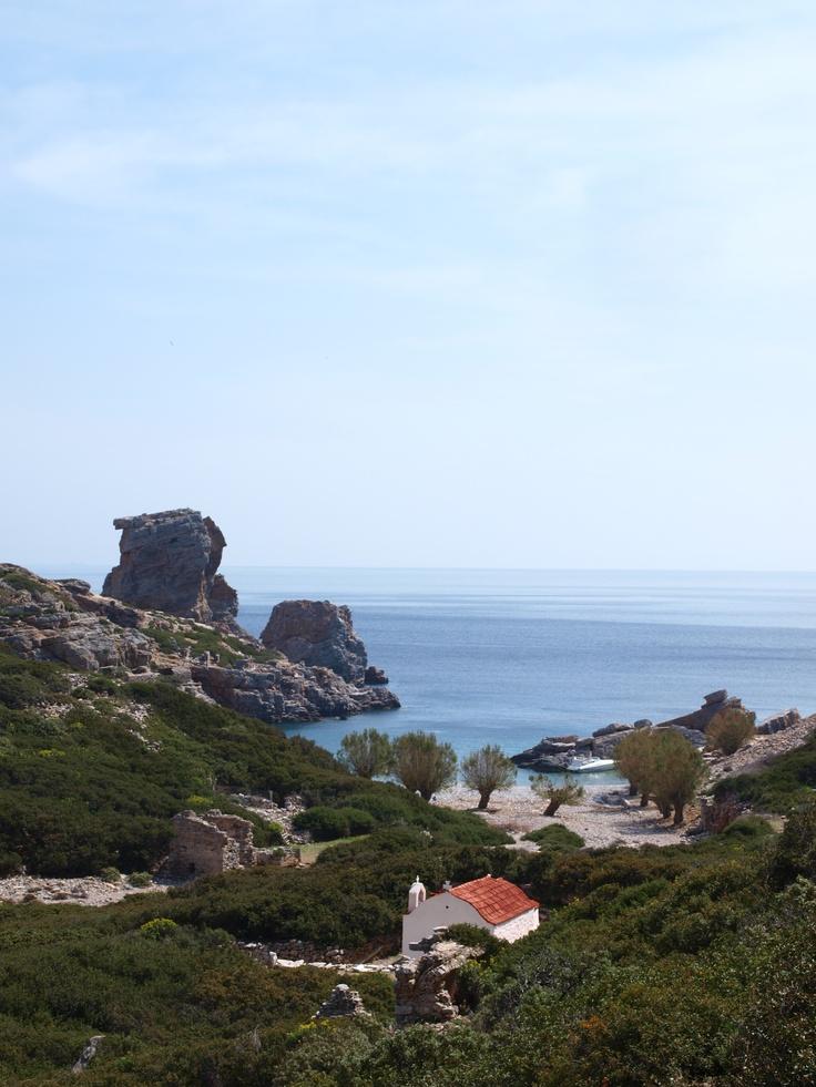 Saria In Karpathos Island