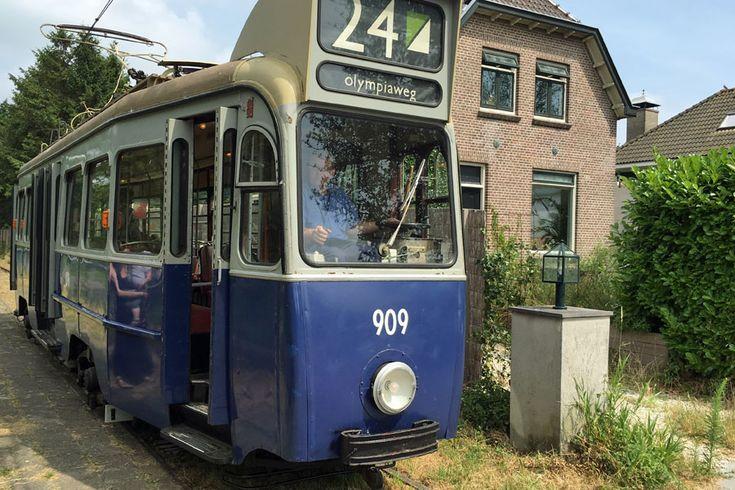 Museumtram in Amsterdam bedreigd in voortbestaan. Lees het blog en teken de petitie!