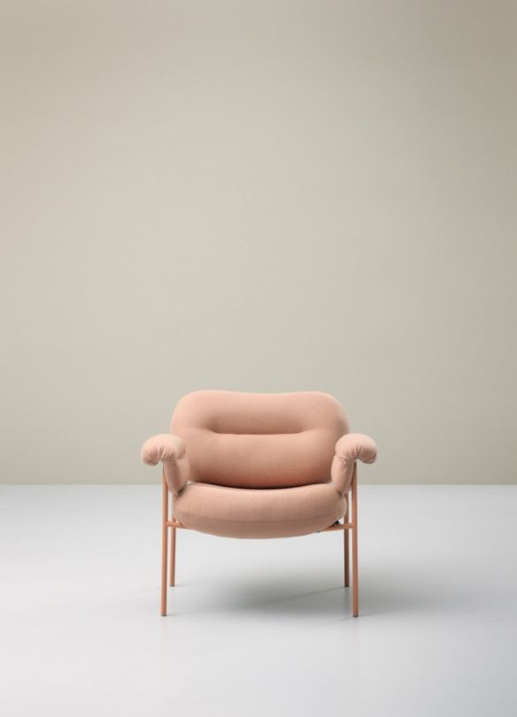 Fogia 'Bollo' armchair designed by Andreas Engesvik, from $3795, from Fred International.