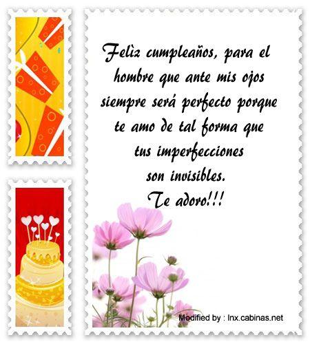 textos de feliz cumpleaños para enviar,textos de cumpleaños para enviar por Whatsapp: http://lnx.cabinas.net/dedicatorias-para-mi-esposo-en-su-cumpleanos/