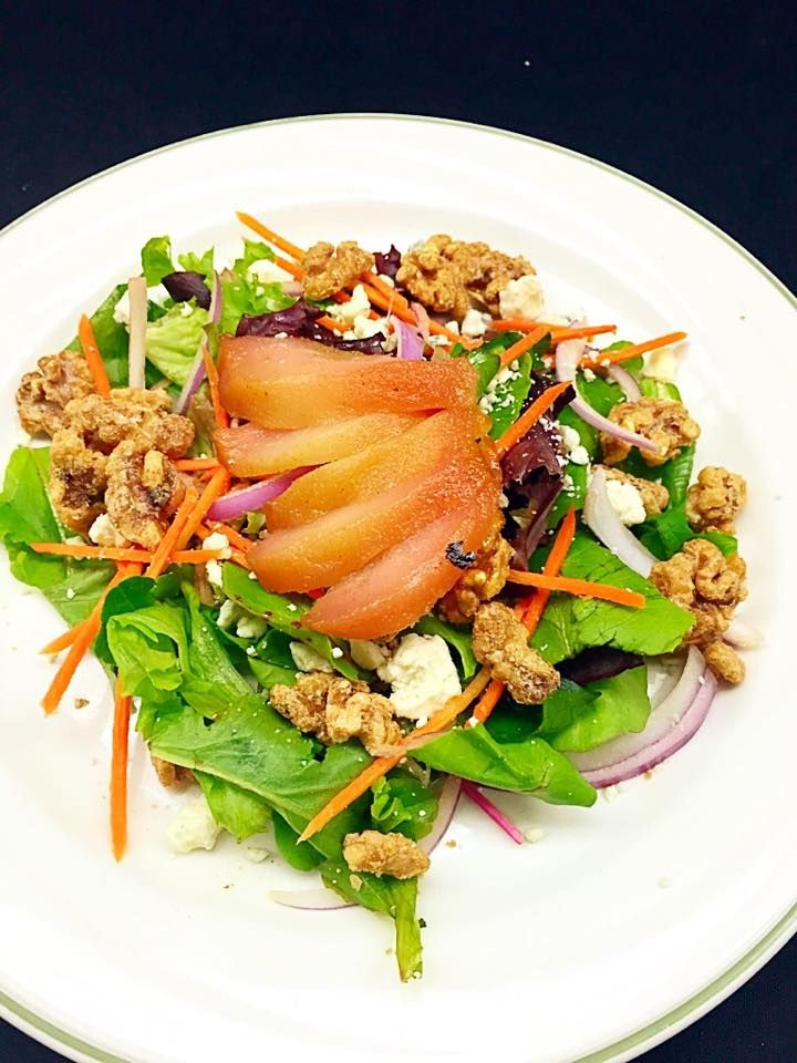 Our salads are unique and delicious | Our Delicious Food | Pinterest ...