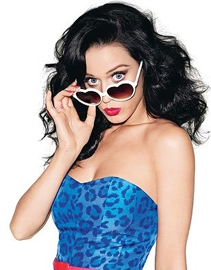 Reasons I love #KatyPerry: Quirky, colorful, candyland, STRONG, peacocks, goofy, beutiful.