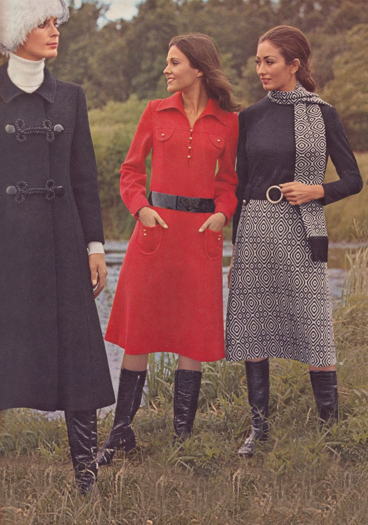 2227 best Seventies Fashion Fall & Winter images on ...