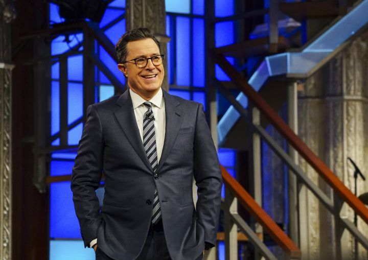 The comedian is rapidly establishing himself as the defining face of late night