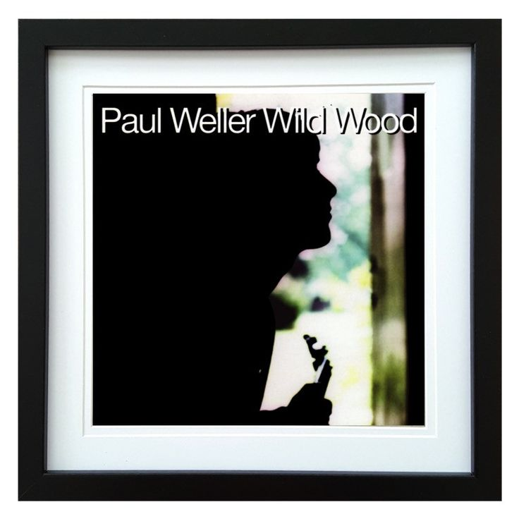 Paul Weller | Wild Wood Album | ArtRockStore