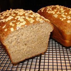 Seeded Buttermilk Bread @ allrecipes.com.au.... Low GI recipe