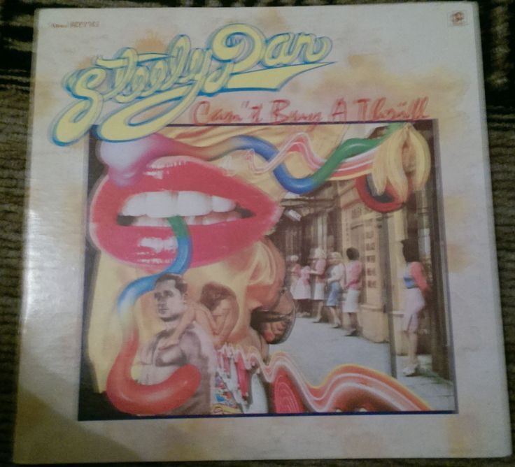 Steely Dan - Can't Buy A Thrill - ABCX 758 - 1972