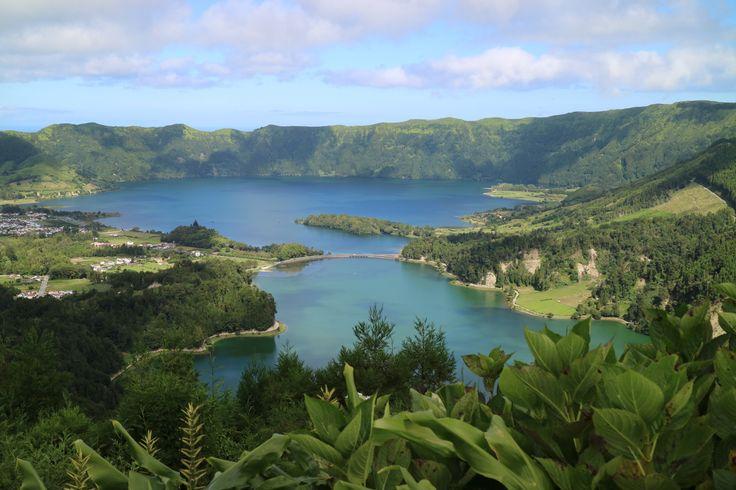 Lagoa das Sete Cidades > São Miguel > Açores > Portugal