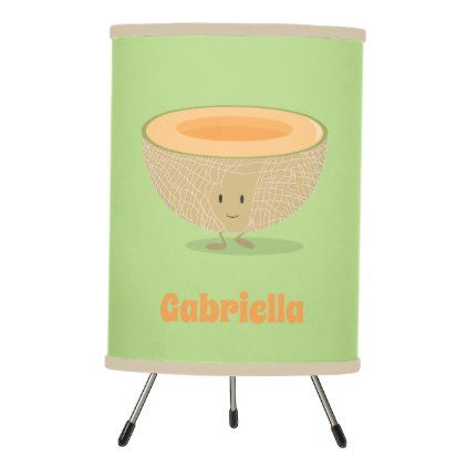 #home #lamps #decor - #Smiling Cantaloupe Drawing   Standing Lamp
