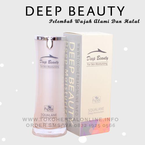 Pelembab wajah alami untuk semua masalah kulit yang kami sarankan adalah Deep Beauty untuk mengatasi jerawat, bekas jerawat, kulit kusam, komedo