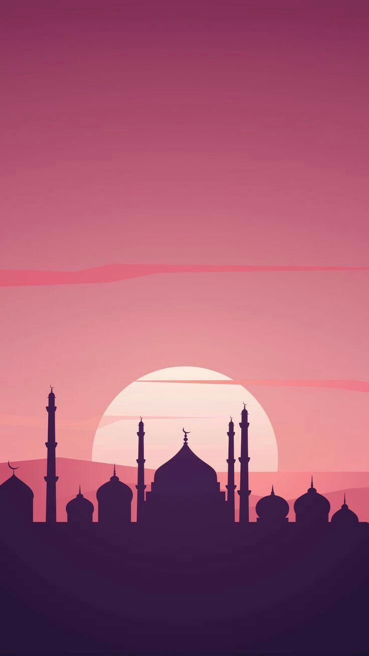 Pin Oleh س Di Mosque Dengan Gambar Latar Belakang Pemandangan