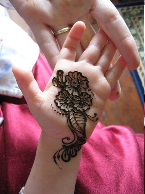 Easy Henna Designs For Kids: 47 Best Images About Birthday Henna On Pinterest