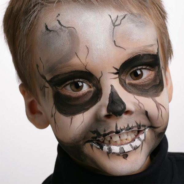 Maquillage Squelette Grim'tout