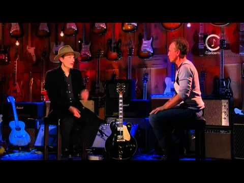 Jakob Dylan - Interview with Nic Harcourt (Part 1) -HD- - YouTube