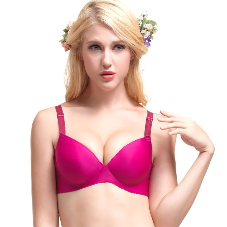 Women Push Up Bra Sets Sexy New 2015 Sexy Bras For Women Backless Strapless Push Up Bra Women Double Push Up Bras For Girls