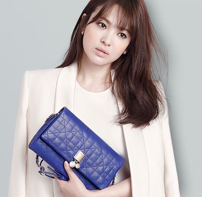 The Perpetually Flawless Song Hye Kyo In J.ESTINA S/S 2015 Visuals   Couch Kimchi