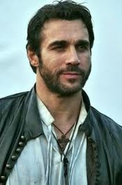 Adrian Paul in his 'Highlander' days