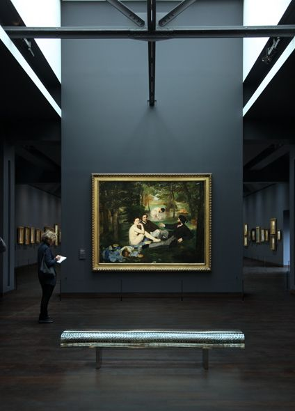 Orsay Museum, 5 Quai Anatole France, Paris VII