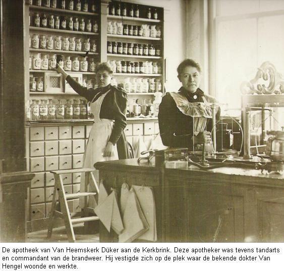 Apotheek Heemskerk. (Apothecary/Pharmacy)