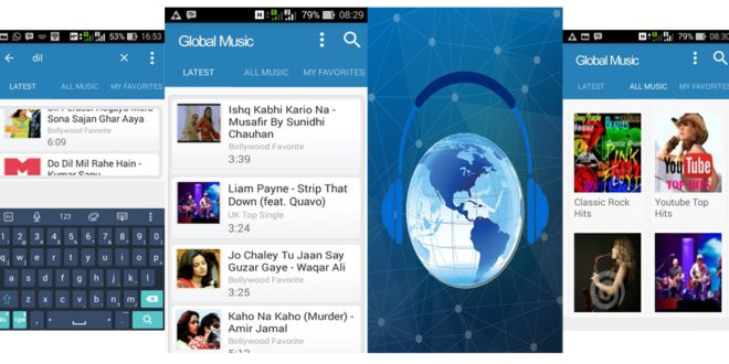 Free Music Streaming Apps: Global Music Streaming