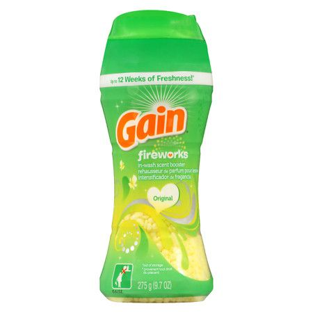 Gain Fireworks In Wash Scent Booster - 9.7 oz.