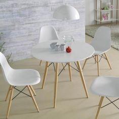Tables à Manger de Style Nordique : Collection SUÈDE RD