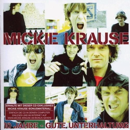 10 Jahre-Gute Unterhaltung! von Mickie Krause auf CD - Musik