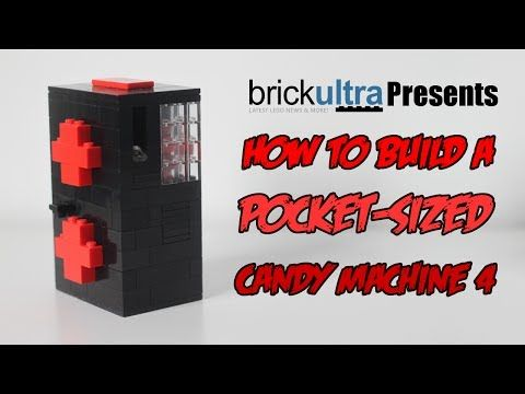 how to build a candy machine out of legos