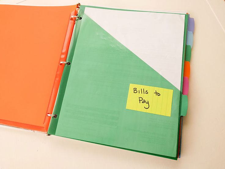 Having a system in place for how I pay our bills keeps us from forgetting about them and having late payments. My system also helps me locate any past bills quickly, which has been helpful in many situations. I'm going to show you my bill organization system: the life of a bill in my house :) Wouldn't this be so cute in illustrated children's book format? No? Ok, then. Our Simple Bill Organization System Step 1: Mail Comes In As bills come in the mail, I immediately place them in a designated...