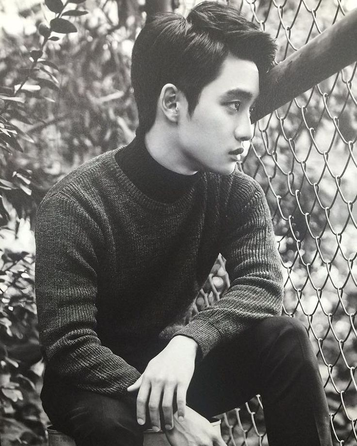 88 best Do Exo images on Pinterest Kyungsoo, Man fashion and