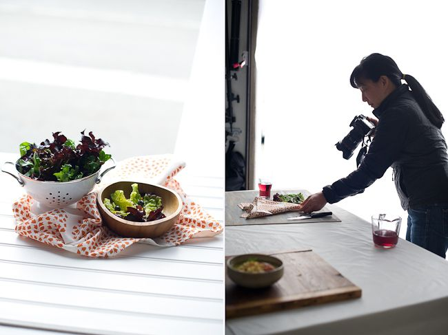 photographing food ebook by taylor mathis