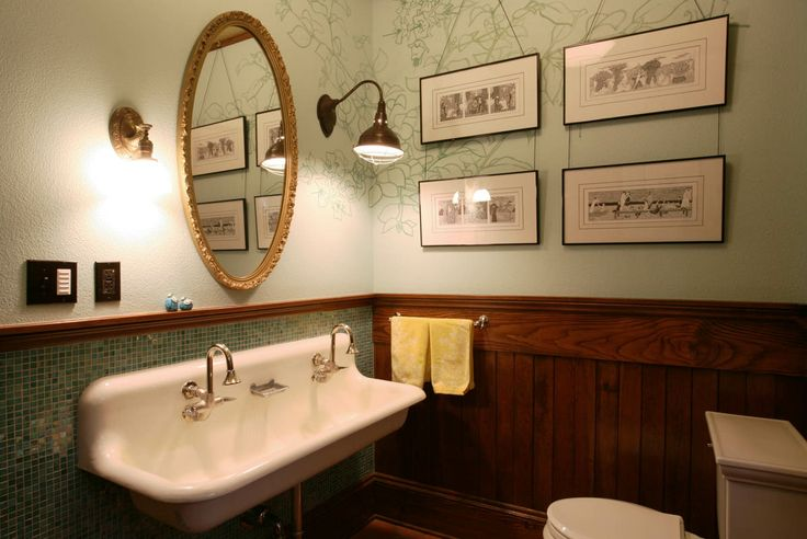 The Vintage Sink, Reproduction Fixture And Classic