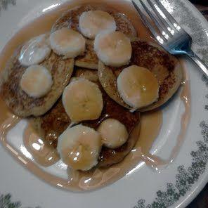 3 ingredient gluten free banana pancakes (flourless) recipe snapshot