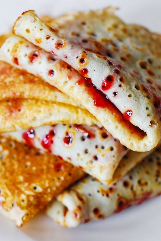 how to make easy crepes with pancake mix