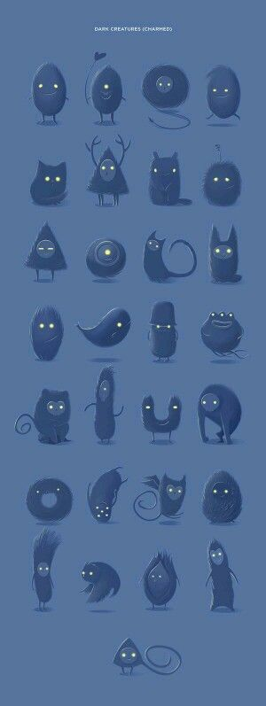 Cute Monsters