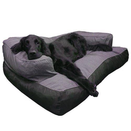 Un vrai canapé pour #chien ! Sofa Hypnotic Luxe, Lit pour chien vendu sur la boutique Wanimo.com - 119,99€