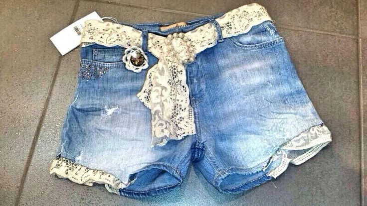 Shorts jeans Rossodisera