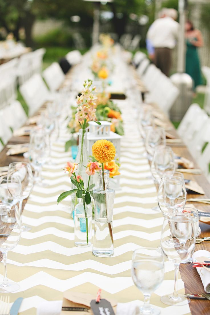 130 best Wedding Table Top Ideas images on Pinterest | Table ...