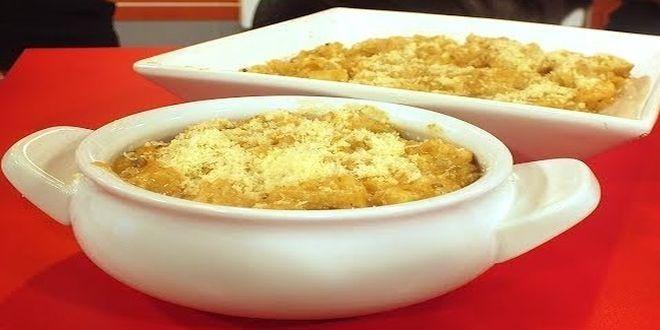 Chupe de Guatitas, una deliciosa receta tradicional de nuestra cocina chilena.