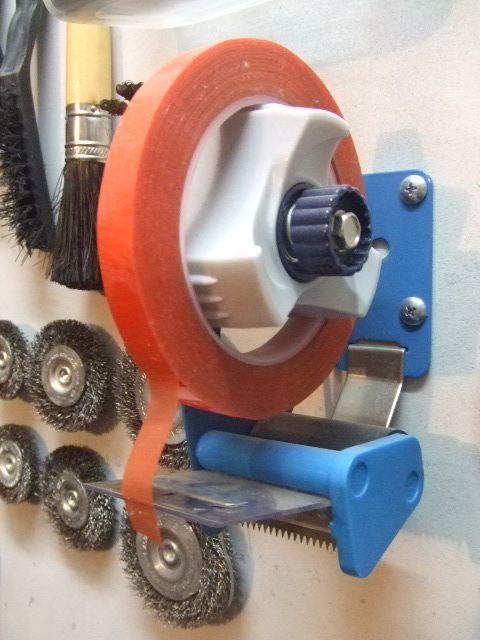 Powder Coating High Temp Tape Dispenser