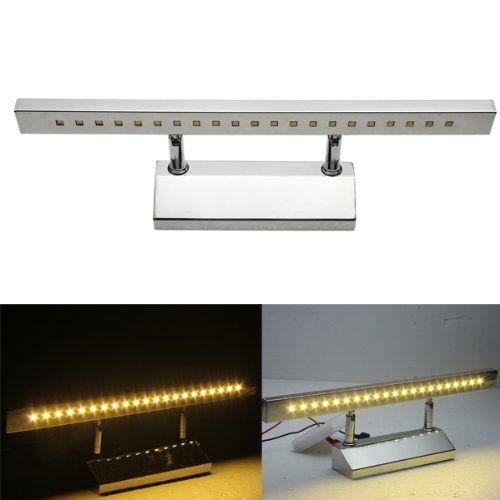 new hotsale promotion w led smd lmpara de pared para bao espejo k luz
