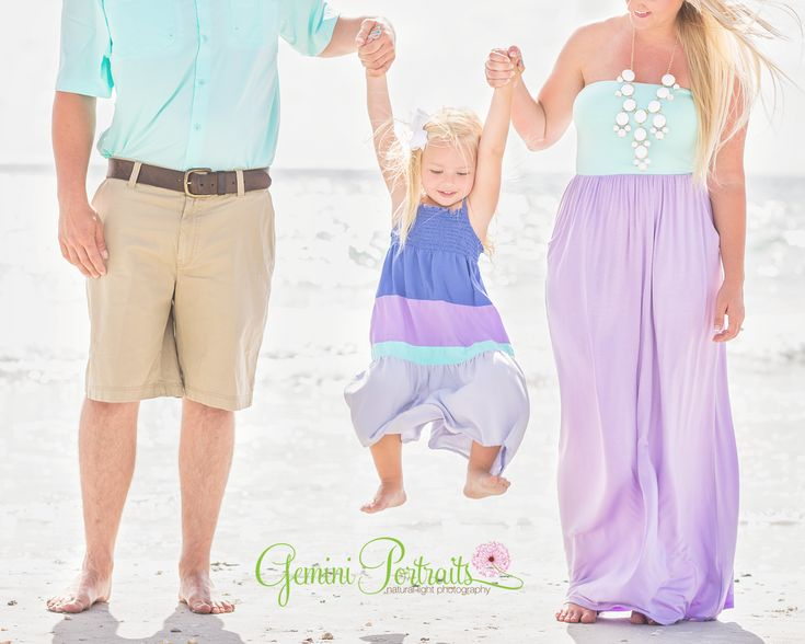Gemini Portraits family photography beach photography engagement session