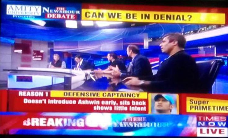 #ShameOnTimesNow trending on Twitter after Arnab calls India loss to Australia shameful Read complete story click here http://www.thehansindia.com/posts/index/2015-03-27/ShameOnTimesNow-trending-on-Twitter-after-Arnab-calls-India-loss-to-Australia-shameful-140296