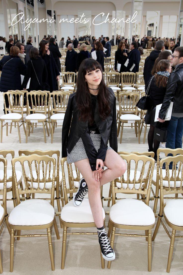 2016年3月にパリで開催された2016-17秋冬パリコレクションで、シャネルのショーに出席した、モデル&女優の中条あやみさんに密着。ショー会場でのエクスクルーシヴインタビューと、中条さんが撮影したパリ滞在中のスペシャルショットをお届け。
