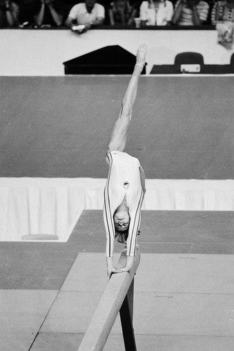 Nadia Comaneci, Montreal Canada, Summer Games 1976