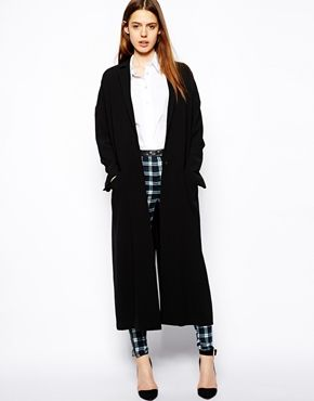 ASOS Duster Coat / VV Wishlist / Vosses